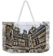 Castle In The Clouds Paris France Weekender Tote Bag