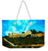Castle In The Hot Summer Sun Weekender Tote Bag