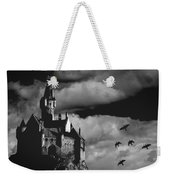 Castle In The Sky Weekender Tote Bag by Bob Orsillo