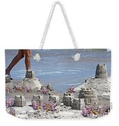 Castle Kingdom  Weekender Tote Bag