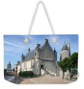 Castle Loches - France Weekender Tote Bag