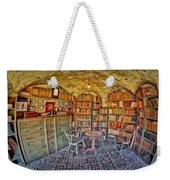 Castle Map Room Weekender Tote Bag