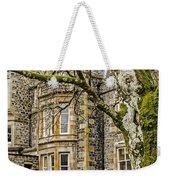 Castle Of Scottish Highlands Weekender Tote Bag