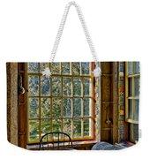 Castle Office Weekender Tote Bag by Susan Candelario