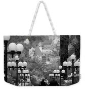 Castle On A Hill Weekender Tote Bag