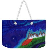 Castle On The Cliff By Jrr Weekender Tote Bag