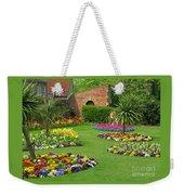 Castle Park Gardens  Weekender Tote Bag