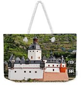 Castle Pfalzgrafenstein Weekender Tote Bag