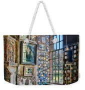 Castle Saloon Weekender Tote Bag
