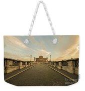 Castle Sant'angelo Weekender Tote Bag