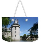 Castle Sully Sur Loire - France Weekender Tote Bag