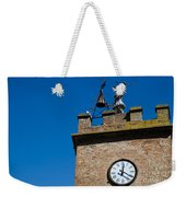Castle Tower Weekender Tote Bag