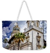 Castle Towers Weekender Tote Bag
