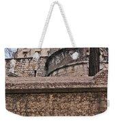 Castle With Poppies Weekender Tote Bag