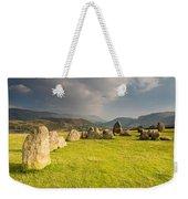 Castlerigg Circles Inner Chamber Weekender Tote Bag