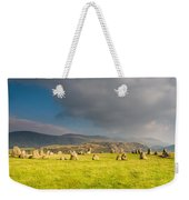 Castlerigg Stone Circle Weekender Tote Bag