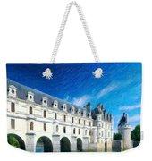 Castles Of France Weekender Tote Bag