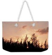 Casurina Sunset Weekender Tote Bag