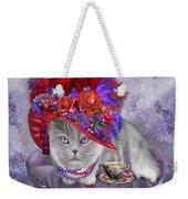 Cat In The Red Hat Weekender Tote Bag