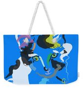 Cat Sam Weekender Tote Bag