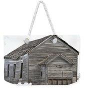 Cat School House Weekender Tote Bag