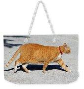 Cat Walk Weekender Tote Bag