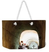 Catacombs In Palermo Weekender Tote Bag