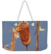 Catails Weekender Tote Bag