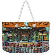 Catal Outdoor Cafe Downtown Disneyland 01 Weekender Tote Bag