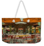 Catal Outdoor Cafe Downtown Disneyland 02 Weekender Tote Bag