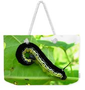 Catalapa Sphinx Caterpillar Weekender Tote Bag