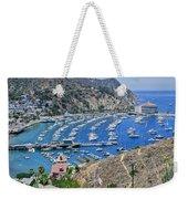 Catalina Harbor Weekender Tote Bag