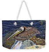 Catalina Pelican Weekender Tote Bag