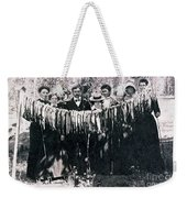 Catch Of The Day 1901 Weekender Tote Bag