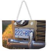 Catch Twenty Two Weekender Tote Bag