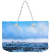 Catching Blue Weekender Tote Bag