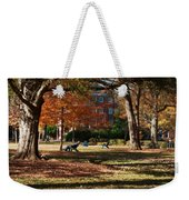 Catching Rays - Davidson College Weekender Tote Bag
