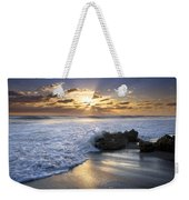 Catching The Light Weekender Tote Bag