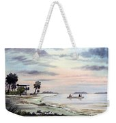 Catching The Sunrise - Hagens Cove Weekender Tote Bag