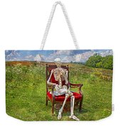 Catching Up On Human Anatomy And Physiology Weekender Tote Bag
