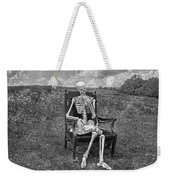 Catching Up On Human Anatomy And Physiology II Weekender Tote Bag