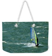 Catching Wind And Surf Weekender Tote Bag