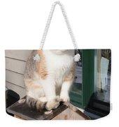 Catfeeder Weekender Tote Bag