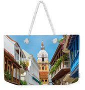 Cathedral And Balconies Weekender Tote Bag