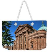 Cathedral Basilica Of Saints Peter And Paul Weekender Tote Bag