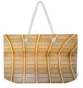 Cathedral Ceiling Weekender Tote Bag