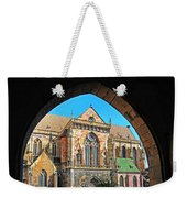 Cathedral Colmar France Weekender Tote Bag