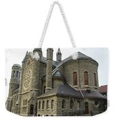 Cathedral In Buffalo Weekender Tote Bag