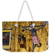 Cathedral Interior Weekender Tote Bag