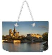 Cathedral Notre Dame - Sunrise Weekender Tote Bag